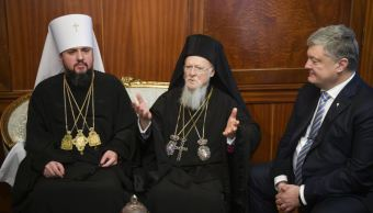 iglesia ortodoxa de ucrania separa de la de rusia