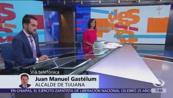 Impugnaremos orden de juez que prohíbe hablar sobre migrantes: Alcalde de Tijuana