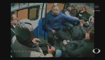 Foto: Incrementa 42 por ciento robo en transporte público en Ciudad de México