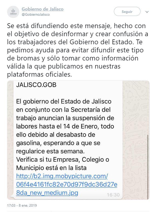 falsa informacion en whatsapp provoca pánico por desabasto de gasolina