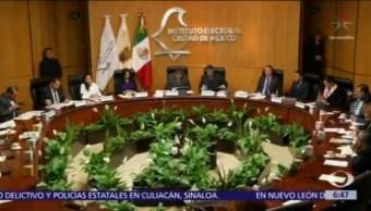 Instituto Electoral de la CDMX aprueba financiamiento para 2019