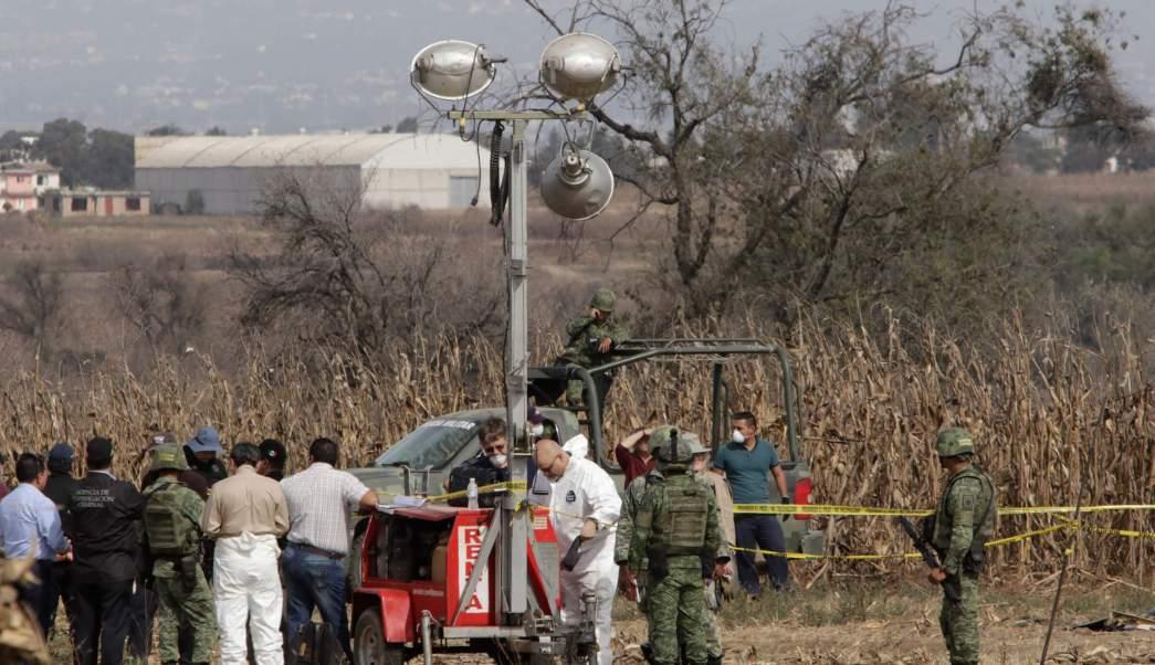 EU apoya investigación por accidente de gobernadora Puebla