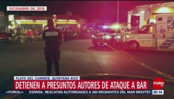 Investigan Ataque Bar De Quintana Roo