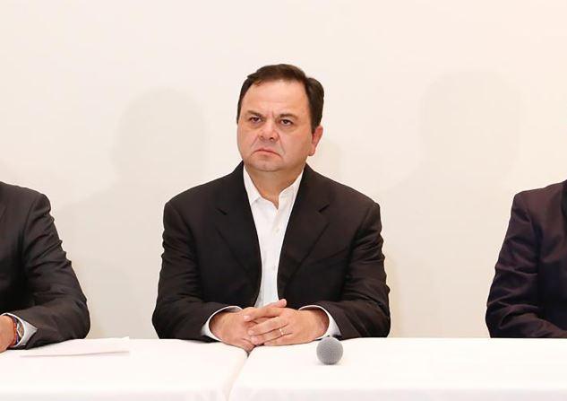PAN apoya a Jesús Rodríguez Almeida como gobernador interino en Puebla