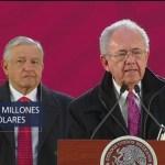 Jiménez Espríu confirma cancelación de NAIM