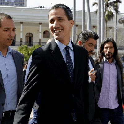 EU otorga a Guaidó el control sobre algunos activos de Venezuela