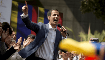 Venezuela: Titular Parlamento, dispuesto asumir presidencia