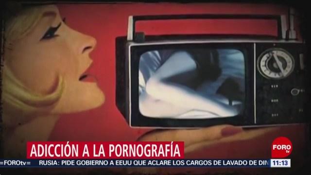 La adicción a la pornografía