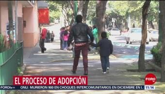 La decisión de adoptar