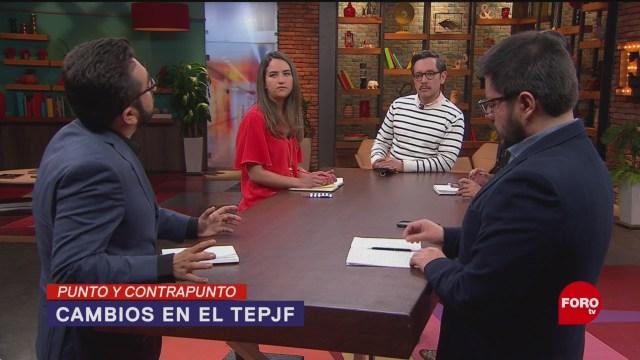 Foto: Renuncia Janine Otálora Retos Tepjf 28 de Enero 2019