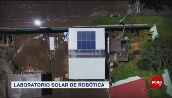 Laboratorio Solar, Escuela Primaria Benito Juárez, San Mateo Atenco, Estado De México, Robótica Y Computación