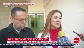 Atienden en Magdalena de las Salinas a 8 heridos por explosión en Hidalgo