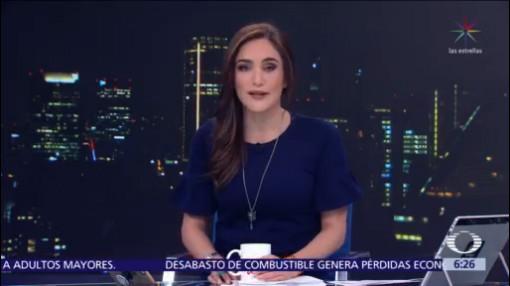 Las noticias, con Danielle Dithurbide: Programa del 14 de enero del 2019