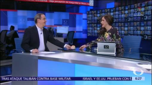 Las noticias, con Danielle Dithurbide: Programa del 22 de enero del 2019