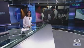 Las Noticias, con Karla Iberia: Programa del 23 de enero del 2019
