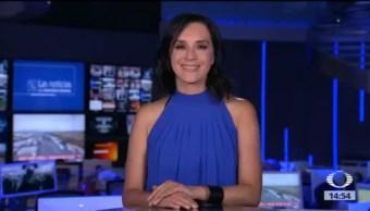 Las Noticias, con Karla Iberia: Programa del 4 de enero del 2019