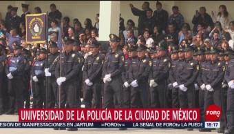 Universidad de la Policía de la Ciudad de México