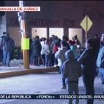 Familiares inician trámites para identificar cadáveres en Hidalgo