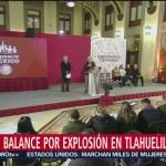 Sube a 79 cifra de muertos por explosión en Tlahuelilpan, Hidalgo