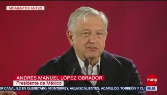 Combate a la corrupción en Pemex genera confianza: AMLO