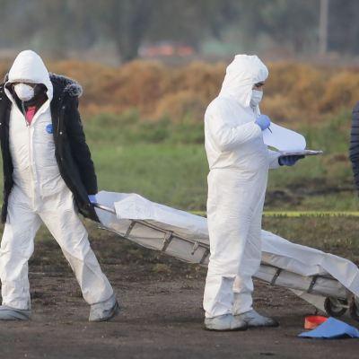 Aumenta a 79 la cifra de muertos por explosión en Tlahuelilpan, Hidalgo
