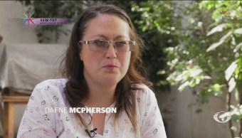 Foto: Dafne Sentenciad Prisión Aborto Espontáneo 24 de Enero 2019