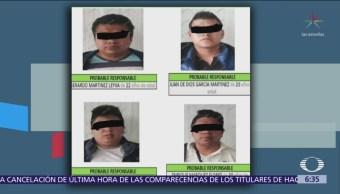 Libres, sospechosos de 94 robos a tiendas en CDMX