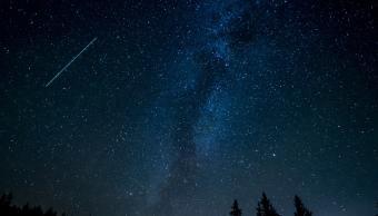 Primera Lluvia Meteoros 2019 Cuadrántidas Estrellas