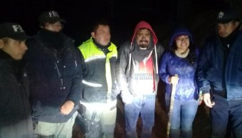 Localizan a dos personas extraviadas en el Nevado de Toluca