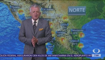 Despierta con Tiempo: Frío, nieve y aguanieve al norte de México