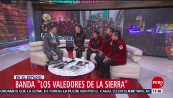 'Los Valedores de la Sierra' presentan su nuevo sencillo 'Promesas'