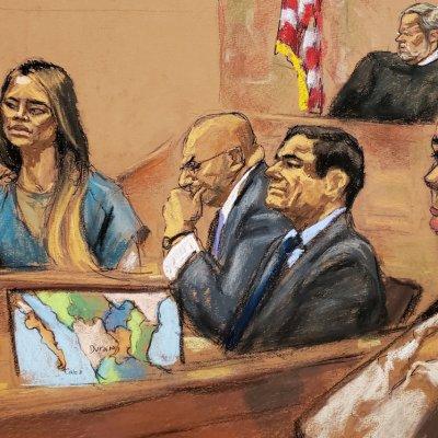 La ex amante del 'Chapo' que huyó con él desnudo por un túnel