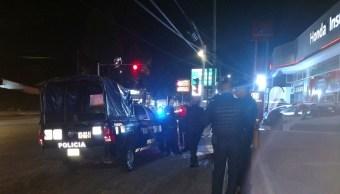 Foto: Policías de la CDMX atienden una emergencia, 25 enero 2019