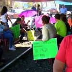 Aureoles: Si los maestros no levantan el bloqueo, no habrá mesa ni pagos