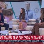 Manejo del trauma por explosión en Tlahuelilpan, Hidalgo