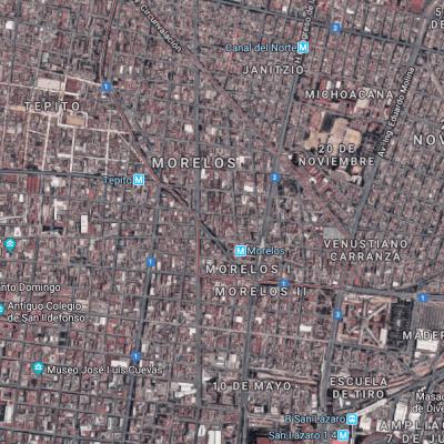 Colonia Morelos, récord de homicidios durante 2018 en CDMX
