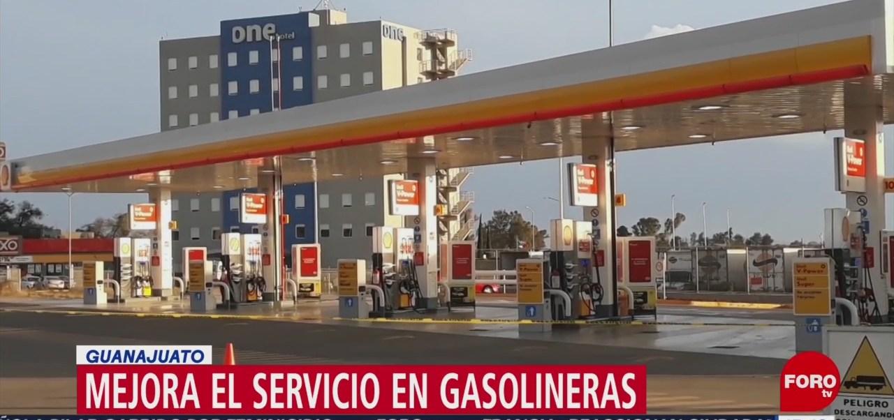 Mejora el servicio en gasolineras de Guanajuato