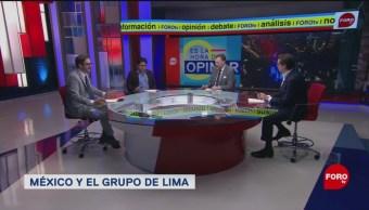 México Respalda A Nicolás Maduro En Venezuela
