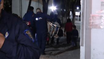 Auxilian a familia migrante guatemalteca extraviada en CDMX