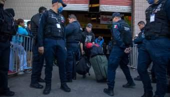 ijuana no tiene capacidad para recibir caravana migrante