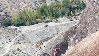 Colapsa mina de oro en Afganistán hay al menos 30 muertos