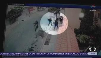 Mujeres evitan asalto en Nezahualcóyotl, Estado de México