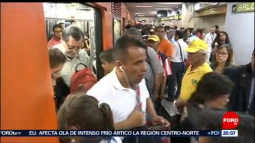 Foto: Mujeres Narran Intentos Secuestro Metro CDMX 30 de Enero 2019