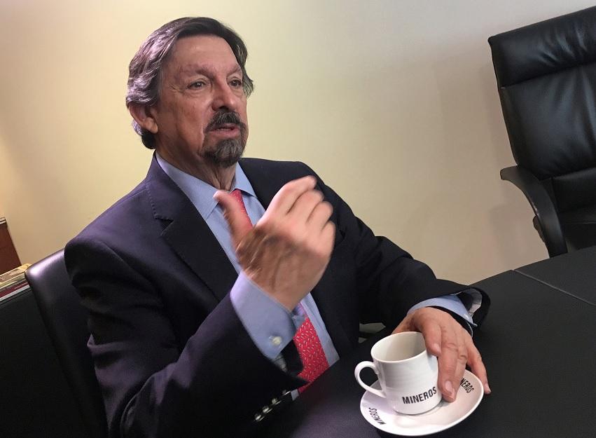 Gómez Urrutia prevé leyes secundarias a reforma laboral