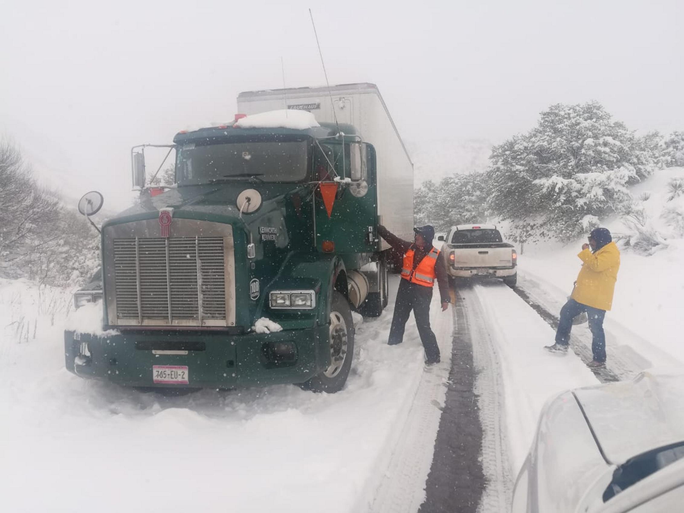 Sonora pide declarar emergencia en 72 municipios por heladas