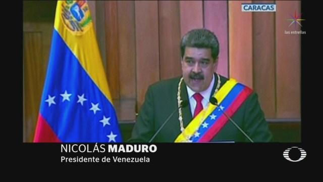 Nicolás Maduro Asume Segundo Mandato Venezuela