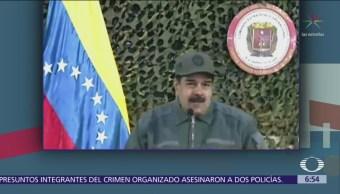 """Nicolás Maduro dice que viajó al futuro y """"todo saldrá bien"""""""
