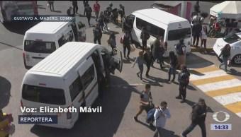 Foto: No ha incrementado la seguridad en la México-Pachuca, aseguran transportistas