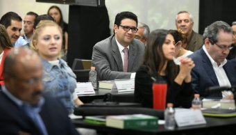Noé Castañón, senador, renuncia al PRI, Twitter. 21. agosto 2018