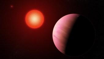 Nueva super Tierra es descubierta por astrónomos pasantes de la NASA